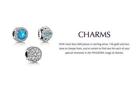 The Pandora Collection   White Oak, Pennsylvania   Brand Name Designer Jewelry at Gala Jewelers