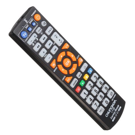 Chunghop Universal Smart Remote Learn Function Murah chunghop l336 universal learning remote controller