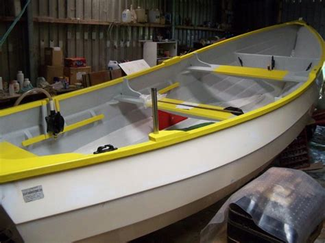 fishing boat for sale galway yorkshire coble fishing boat with trailer engine for sale
