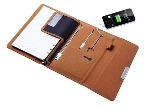 notepad gadget chargers mili power notebook