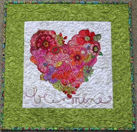81 best images about collage quilts on