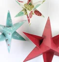 Xmas Decorations To Make At Home 20 Fun To Make Easy Christmas Paper Crafts With Your Kids