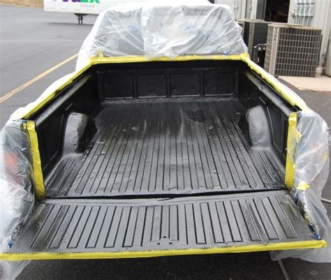diy spray on bed liner how to eastwood