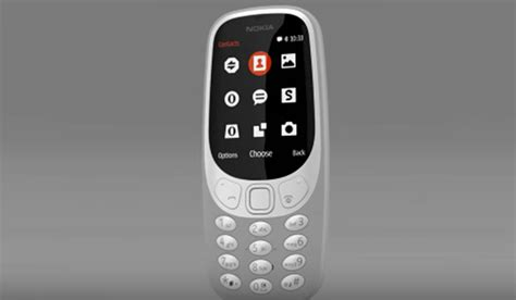 Nokia 3310 Gets new nokia 3310 gets uk release date but ireland will to wait