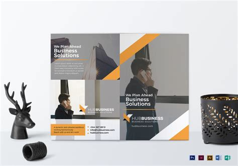 bi fold brochure template word 22 word bi fold brochure templates free free