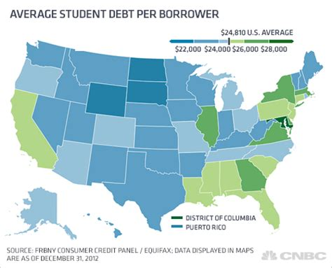Average Mba Student Debt by How Mapping Student Debt Changes The Debate