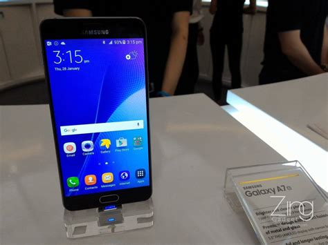 Samsung A Series Samsung Galaxy A Series Officially Launched From Rm1299