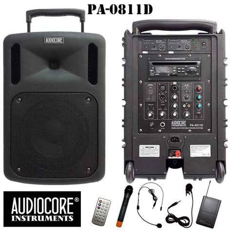 Speaker Wireless Portable Toa primanada audio