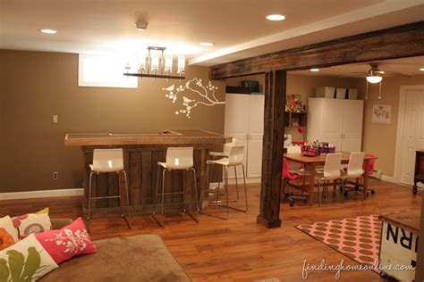Small Basement Family Room Decorating Ideas » Home Design 2017