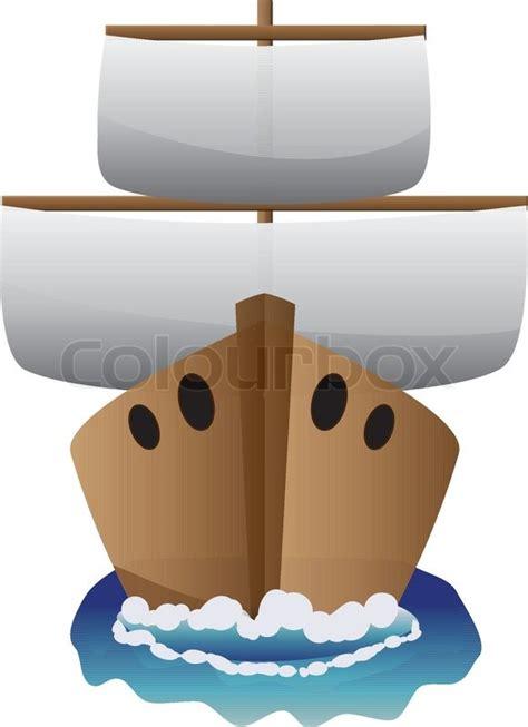 cartoon sailboat on water cartoon boats on water www pixshark images