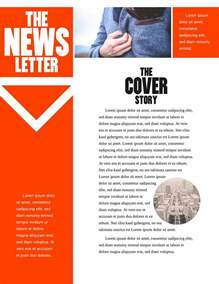 newsletter design templates free newsletter templates exles 10 free templates