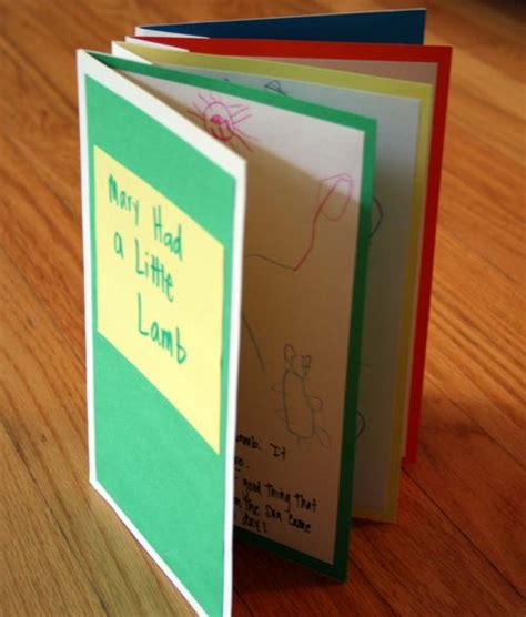 for children to make bookmaking with children accordion books bird and