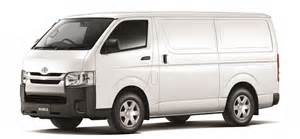 Toyota Vans 2016 Toyota Hiace Refrigerated Review Glacier Vehicles
