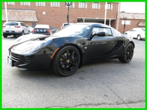 where to buy car manuals 2006 lotus elise windshield wipe control buy used 2006 lotus elise coupe 6 speed manual 9k miles in barrington illinois united states