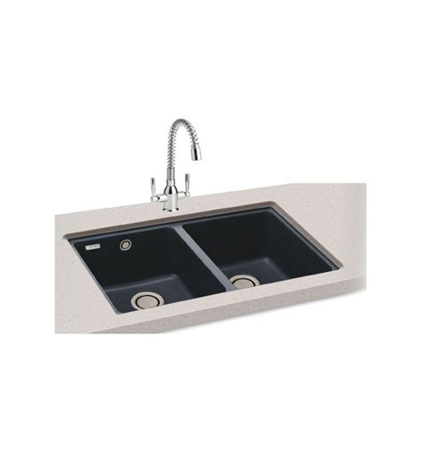 carron kitchen sinks carron phoenix fiji 200 granite undermount kitchen sink