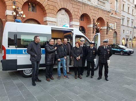 ufficio polizia municipale polizia municipale arriva un ufficio mobile a servizio