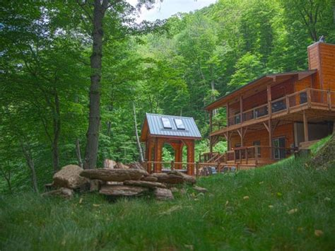Cabin Rentals Boone Nc Area by Secluded Riverfront Cabin In Boone Nc Vrbo