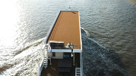 custom house boats houseboats custom exterior decking build a houseboat houseboat custom exterior