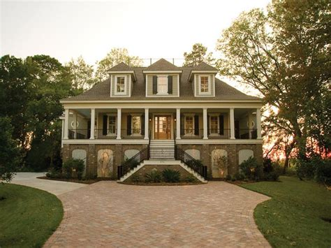 vanderbilt lowcountry home luxury house plans house