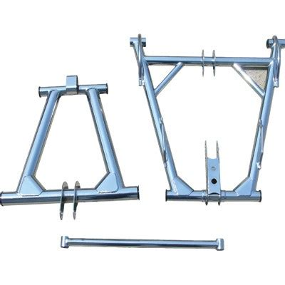 Swing Arm Sat F Ngm chrome molly swing arm kit ronnie s mail order
