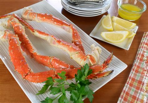how long to steam king crab legs