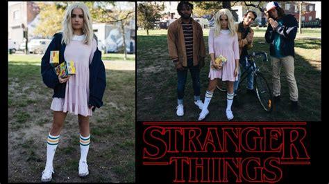 stranger  halloween costume solo group diy