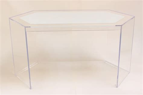 acrylic office furniture more acrylic furniture finds for a sleek style
