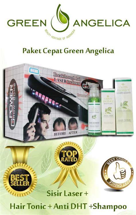 Paket Lengkap Green Atasi Rambut Rontok Dan Penipisan 1 agen resmi green cara menumbuhkan rambut cepat
