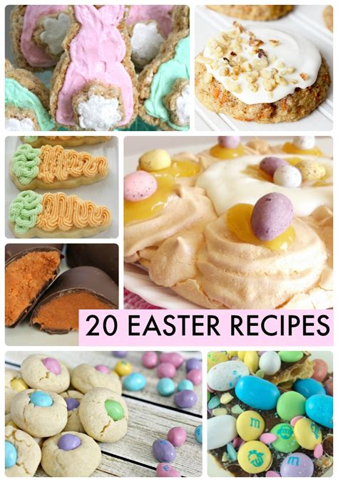 great ideas 20 easter recipes