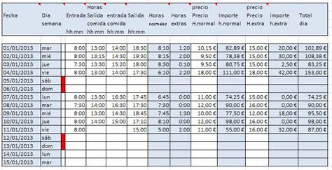 la casa libro horario horas quincenales trabajadas en excel opiniones precios