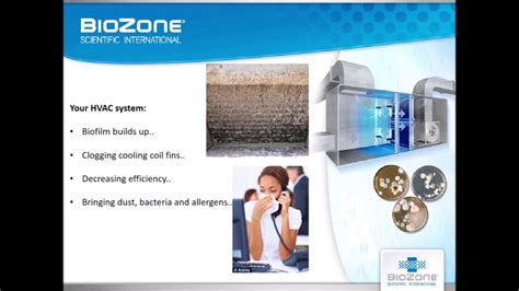 biozone and gibbons improve indoor air quality with coilcare 174 ultraviolet hvac cleaning system