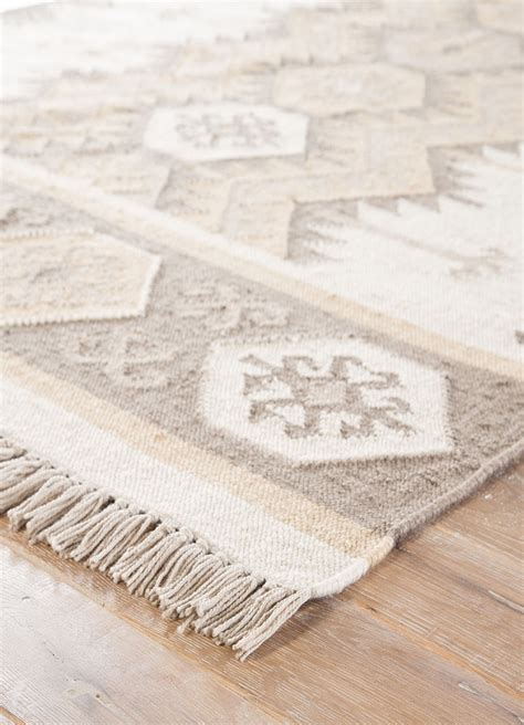 Aztec Outdoor Rug Aztec Sand Indoor Outdoor Rug Corner Closeup Dear Keaton
