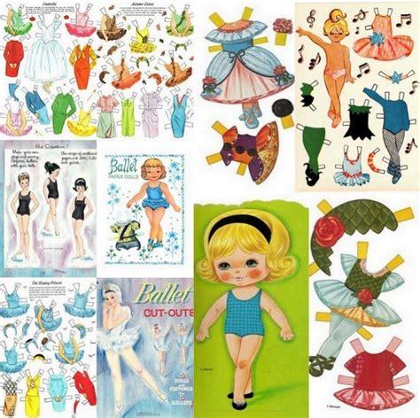 modelos de papel para recortar gratis las 100 mejores recortables de bailarinas para imprimir manualidades