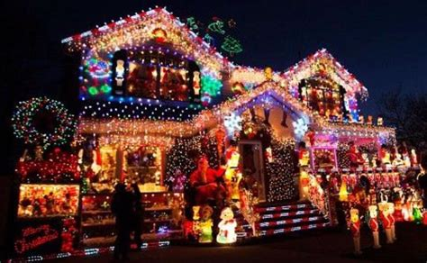 best decorated christmas houses best decorated christmas house contest kevin szabo jr
