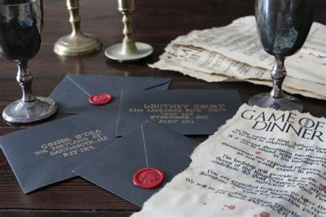 of thrones dinner 17 best ideas about dinner invitations on