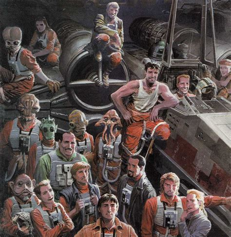 The Squadron wars canon catch up what is rogue squadron overmental