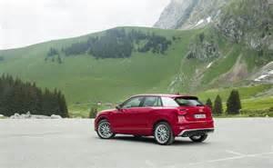 Audi Data Audi Q2 Suv Erster Test Preise Fahrbericht Technische