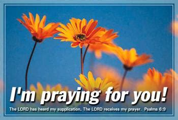 I M Praying For You Quotes