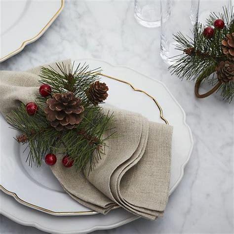 tischdeko weihnachten teller weihnachtliche tischdeko schaffen sie eine wirklich