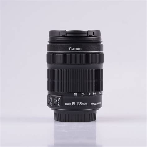 Canon Lensa Ef S 18 135 F3 5 5 canon ef s 18 135mm f 3 5 5 6 is stm lens for canon mount