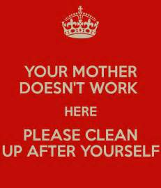 doesn t work on iphone your doesn t work here clean up after yourself poster lori keep calm o matic