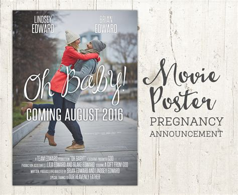 pregnancy announcement template free pregnancy announcement baby announcement poster sign