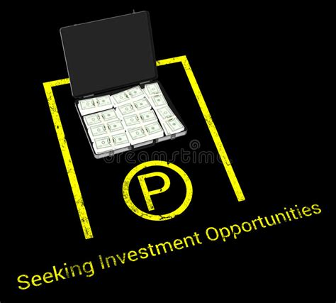 investors seeking small new business opportunities suitcase money parking waiting investment opportunity