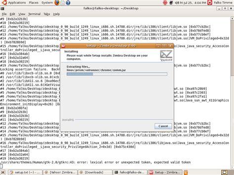 tutorial zimbra pdf how to install the zimbra desktop email client on ubuntu 8