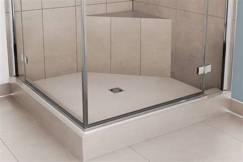 schluter 174 kerdi board waterproof shower curb bath and taps
