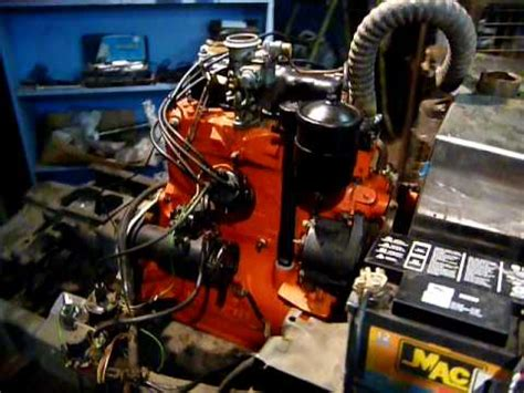 starting jeep willys engine f 134 hurricane mp4 doovi