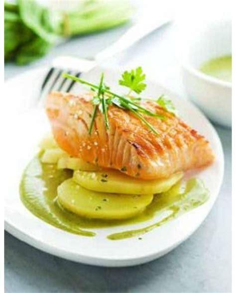Sauce Pour Saumon Grille pav 233 de saumon grill 233 224 l unilat 233 ral sauce 224 l oseille