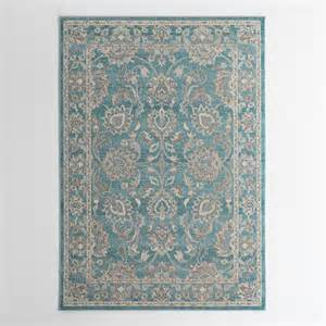 Area Rug Teal Teal Hyder Area Rug World Market