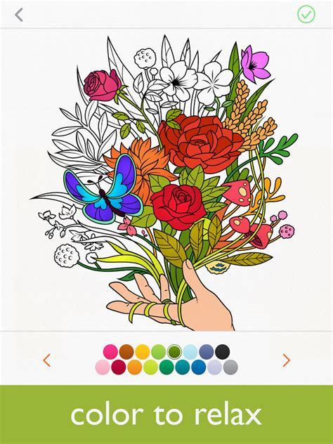 Colorfy Coloring Book For Adults Free Android Apps On Coloring Book App