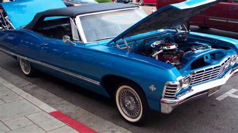 67 impala convertible classic 67 chevy impala convertible